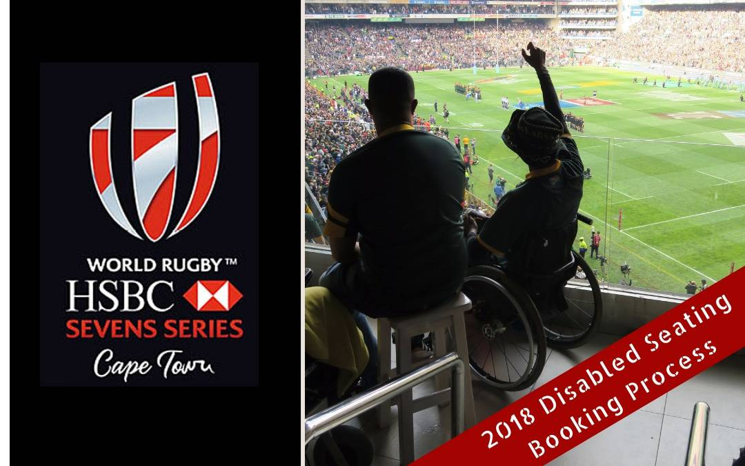 2018 HSBC Cape Town Sevens – Disabled Seating