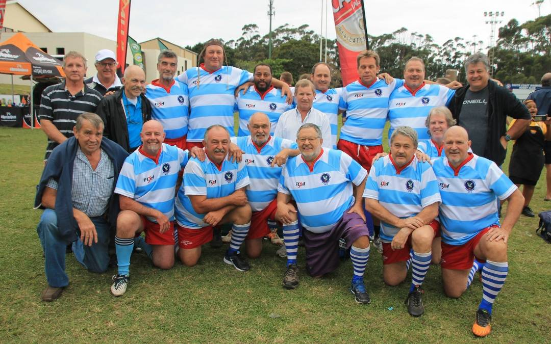 Rugby brotherhood reigns in SA National Golden Oldies Festival