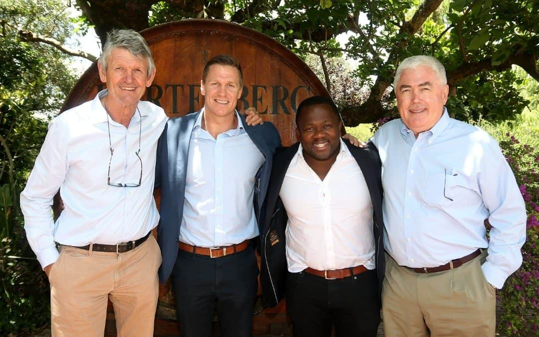 New chairman and vice chairman for the  Players' Fund