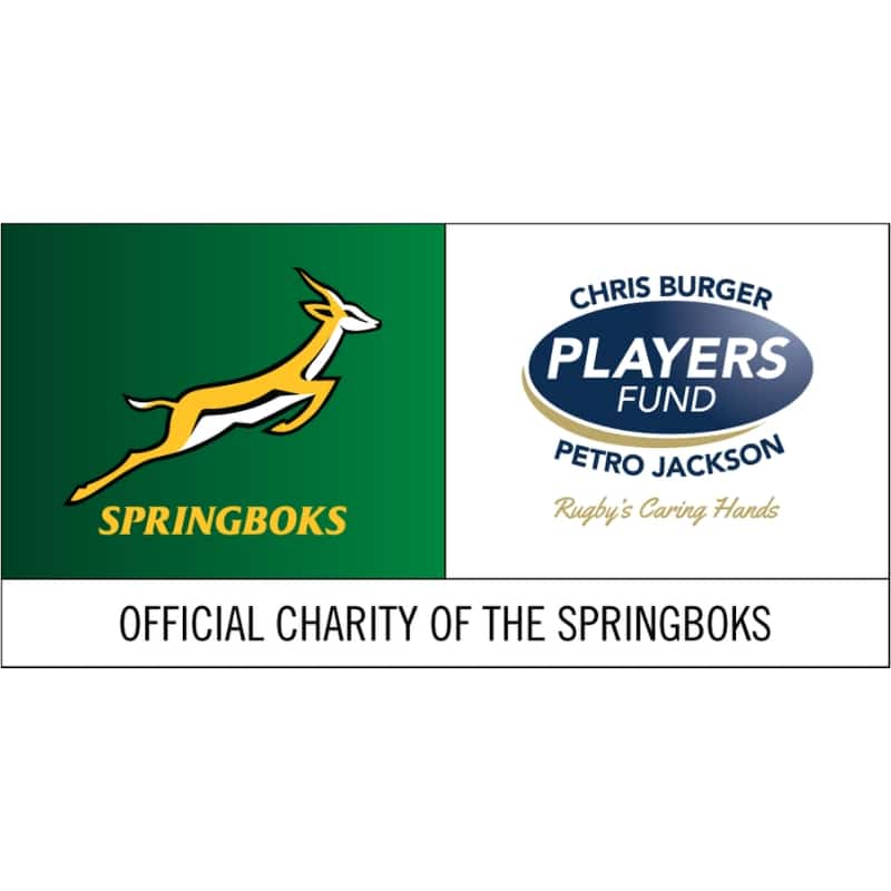 Thank you to SA Rugby
