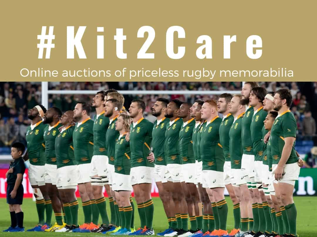 #Kit2Care Online Auctions