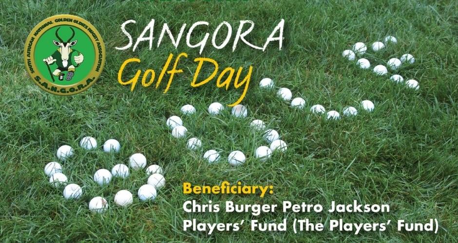 SANGORA Golf Day – Wanderers 6 Nov 2020